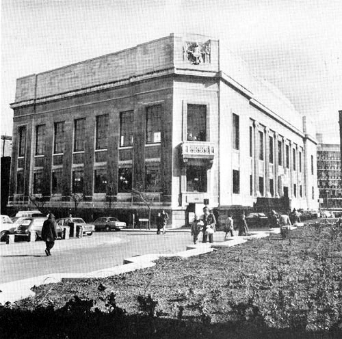 Central library 1970s