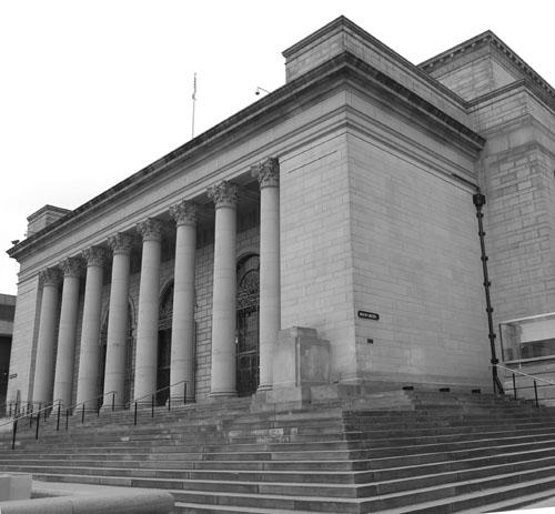 City hall 2008