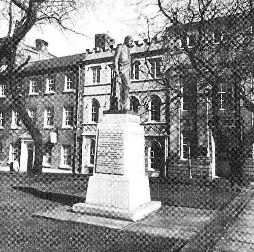 Montgomery statue 1970