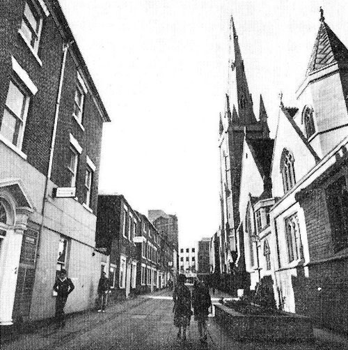 Norfolk Row 1970s
