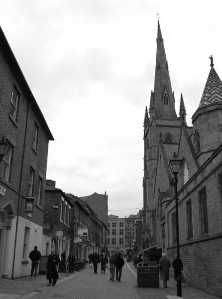 Norfolk Row 2008