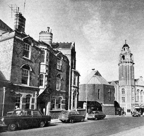 Norfolk Street 1970