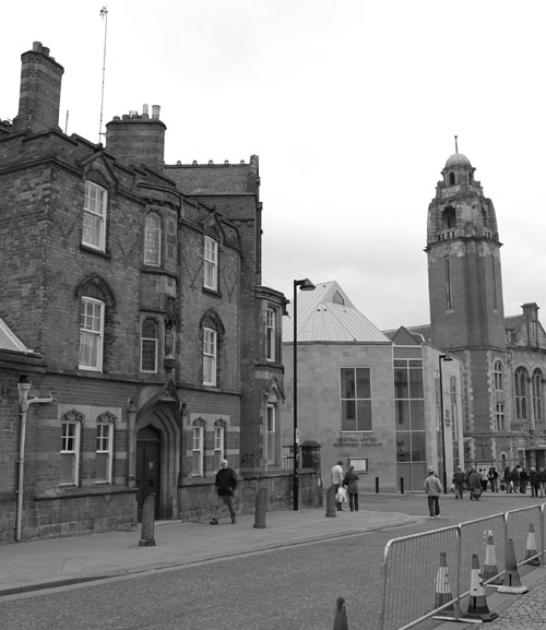 Norfolk Street 2008