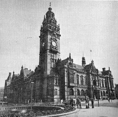 Town Hall 1970s