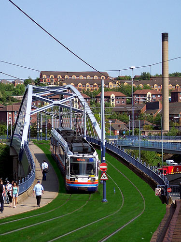 Sheffield supertram 2