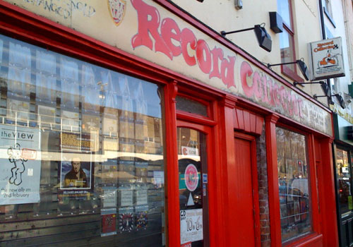 Record Collector, Sheffield