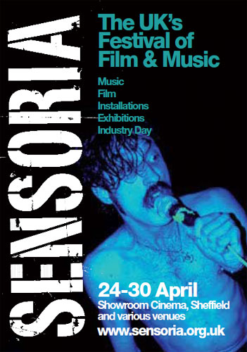 Sensoria - the UK's festival of film and music
