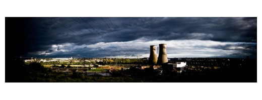 Cooling towers print from RPG Photography