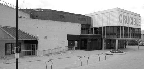 Crucible theatre, 2010