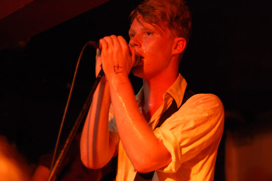 The Crookes at the Grapes