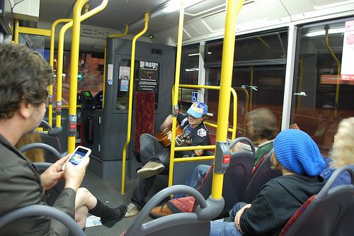 Buskerline bus