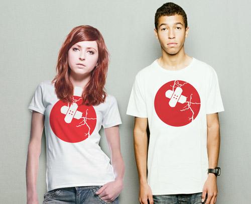 Hantu collective Japan tshirt