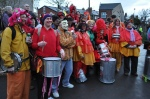 Samba band in Mount pleasant park - Sharrow lantern festival