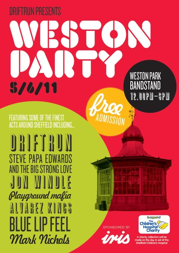 Weston party 2011