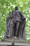 King Edward VII statue, Fitzalan square