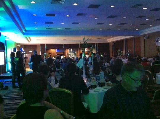 Eat Sheffield awards 2011