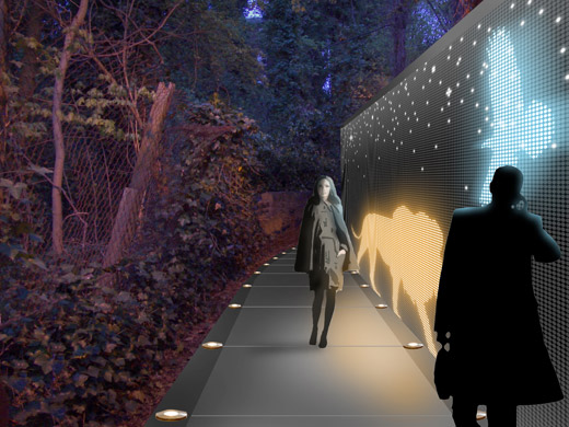 Could Guiding Lights by Chris Paterson become a reality?