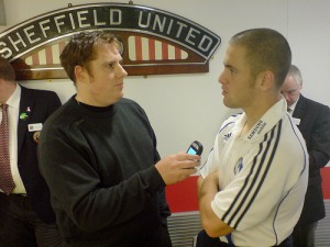 Seth interviews Joe Cole